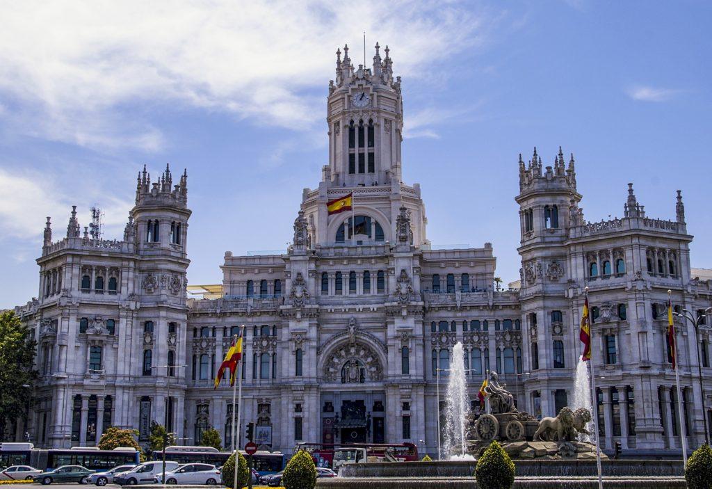Control de plagas en edificios de administración pública